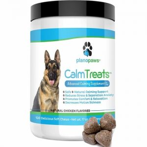 Best Anxiety Supplements For Dogs - Calm Treats For Dogs