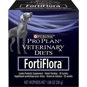 Best Anxiety Supplements For Dogs - FortiFlora Canine Supplement