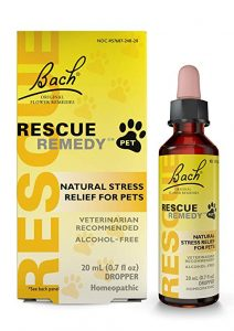 Best Anxiety Supplements For Dogs - Rescue Remedy Pet Drops