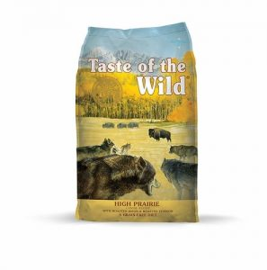 Treatment For Anxiety In Dogs - Taste Of Wild Grain Free Dog Food