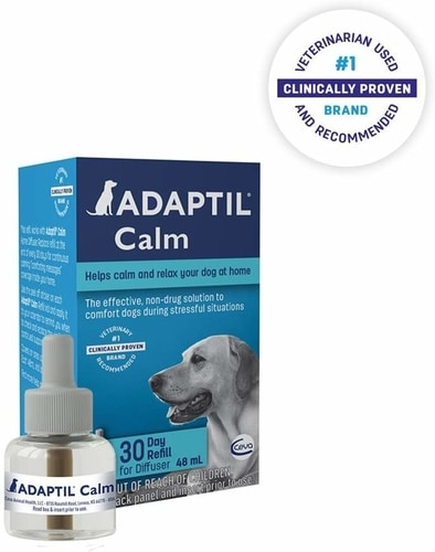 Best Natural Remedies For Dog Anxiety - Adaptil Calm Home Diffuser