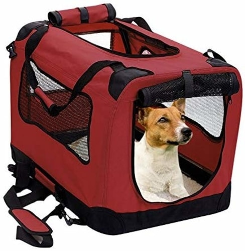 Best Dog Crate - 2PET Foldable Dog Crate