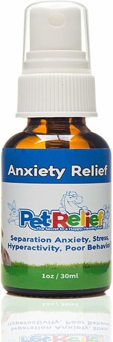 Best Natural Remedies For Dog Anxiety - Dog Anxiety Relief Spray by Pet Relief