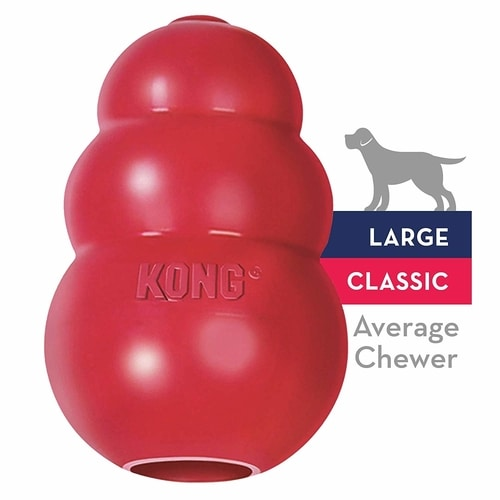 Best Dog Separation Anxiety Toys - Kong Classic Dog Toy