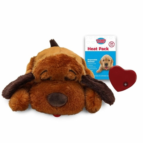 Best Dog Separation Anxiety Toys - Snuggle Puppy Behavioral Aid Toy