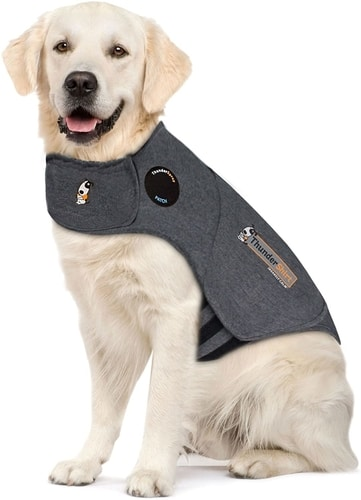 Best Dog Anxiety Vest Reviews - Thundershirt Classic Dog Anxiety Jacket